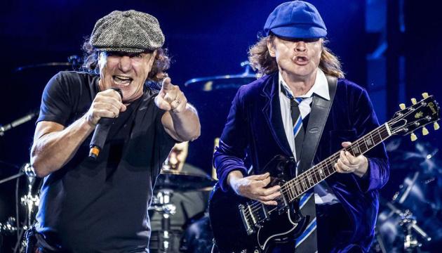 AC/DC випустив перший за шість років альбом