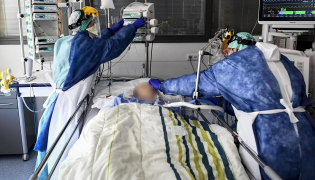 Епідемія COVID-19 в Бельгії пішла на спад