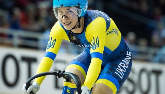 Старікова принесла Україні п'яту медаль на чемпіонаті Європи з велотреку