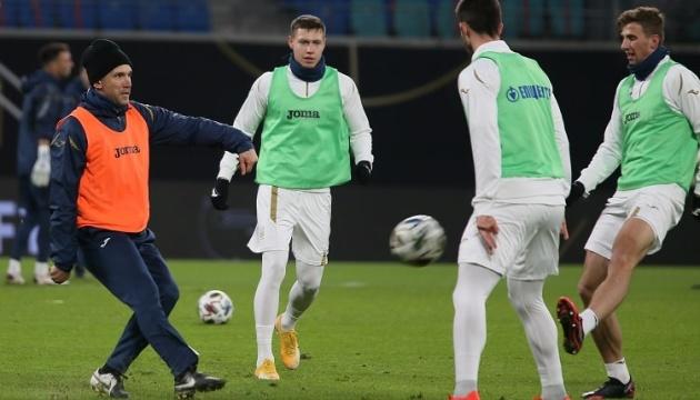 Збірна України сьогодні зустрічається з футболістами Німеччини у Лізі націй УЄФА