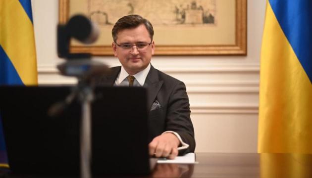 Donbas, Crimea to be among priorities of Sweden's 2021 OSCE Chair – Kuleba