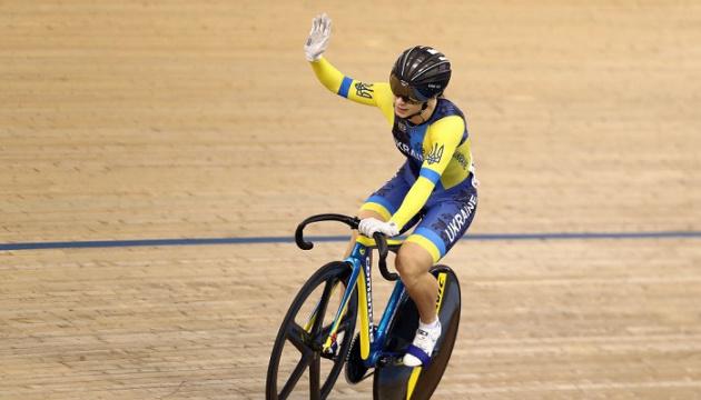 Украинка Старикова стала чемпионкой Европы по велотреку