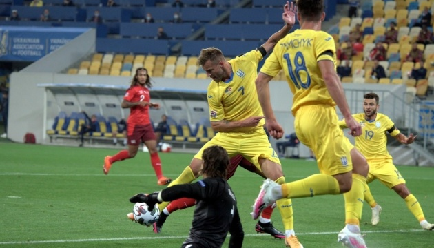 Букмекеры дали прогноз на матч Лиги наций Швейцария - Украина