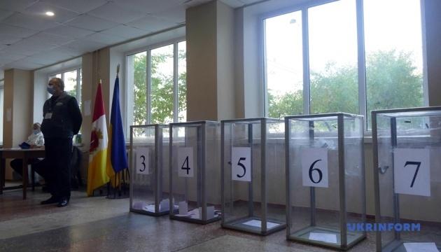 Другий тур місцевих виборів: явка на 12.00 становила 8,6% - ОПОРА