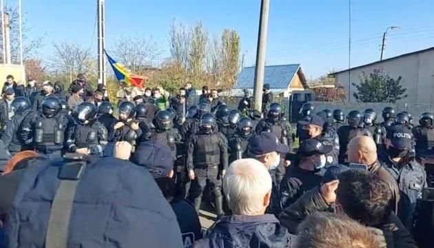На пункті пропуску Молдови з Придністров'ям - сутички