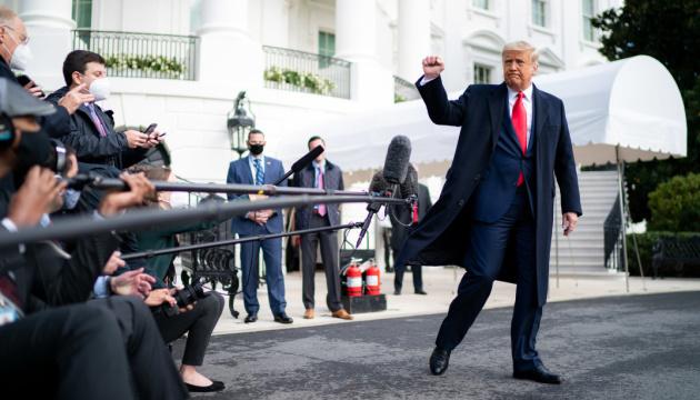 Видавництва США закликають не публікувати мемуари Трампа
