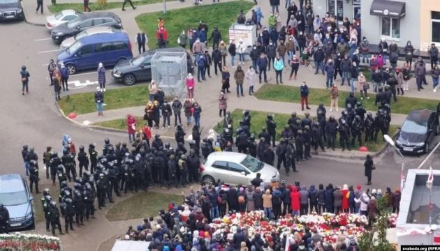 Proteste in Belarus: Mehr als 1100 Festnahmen am Sonntag