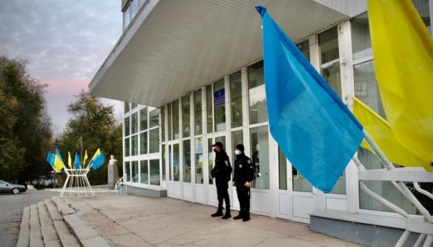 У Херсоні всі виборчі дільниці закрилися вчасно - поліція