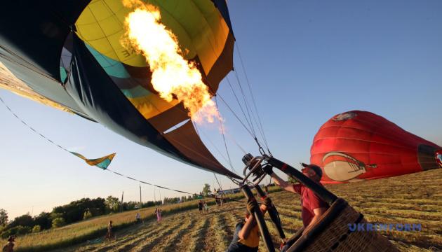 В Киеве устроят фестиваль воздушных шаров