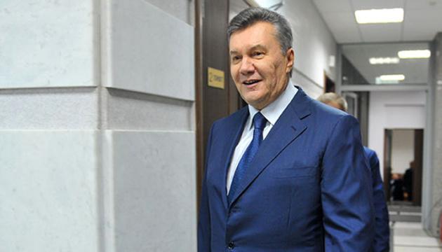 Appellationsgericht hebt Haftbefehl in Abwesenheit gegen Ex-Präsident Janukowytsch auf