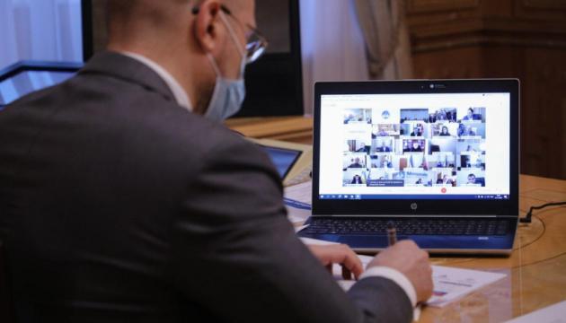 Шмигаль - про допомогу бізнесу: карантин вихідного дня можуть визнати форс-мажором