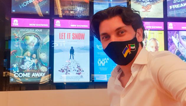 В кінотеатрах ОАЕ демонструють трилер Let it snow Станіслава Капралова