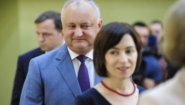 Додон підписав закон, який обмежує повноваження президента Молдови