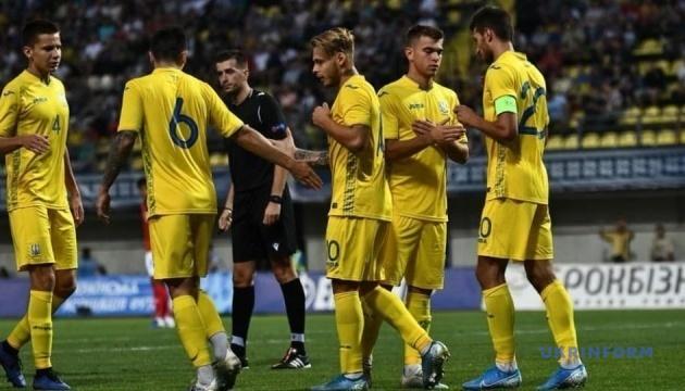 Украинская «молодежка» сыграет с Северной Ирландией заключительный матч отбора Евро-2021