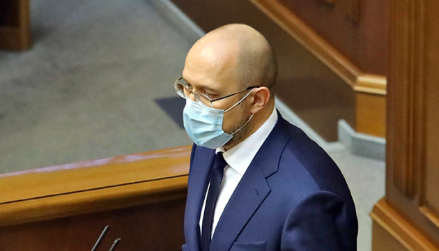 Regierungschef Schmygal: Corona-Neuinfektionen können in drei Wochen auf 20.000 täglich steigen