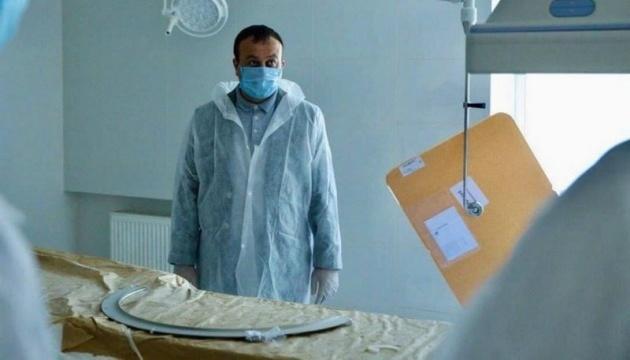 Голова Вінницької ОДА: «Своєчасне підключення до ШВЛ - питання життя і смерті»