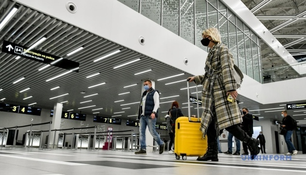 Number of foreigners visiting Ukraine decreased almost four times - State Tourism Agency