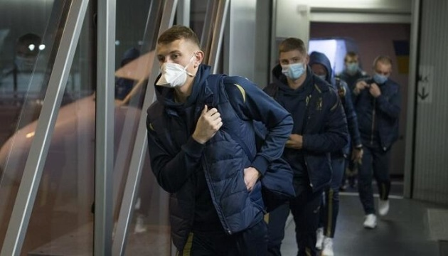 УАФ подаст протест, если матч Швейцария - Украина не будет сыгран