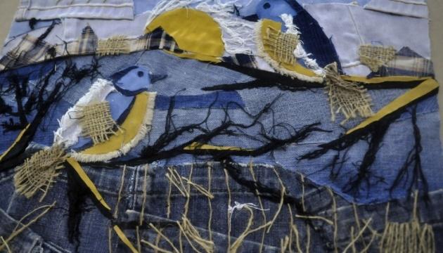 «Мир в лоскутке»: в Виннице - биеннале художественного текстиля юных авторов