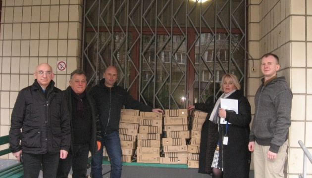 В Україну зі Словаччини передали колекцію документів видатного україніста Миколи Неврлого