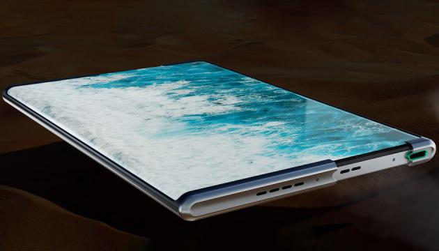 Oppo представила концепт смартфона-трансформера, который растягивается