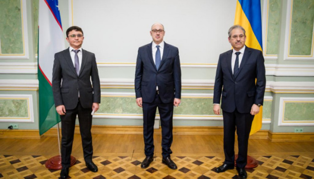 Foreign Ministry working to increase trade between Ukraine and Uzbekistan