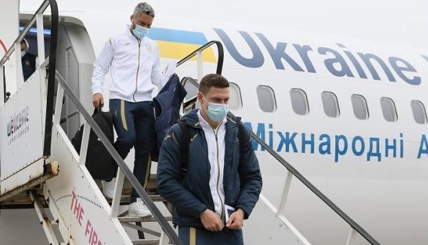 В Киеве не подтвердился COVID-19, обнаруженный у украинской сборной в Швейцарии