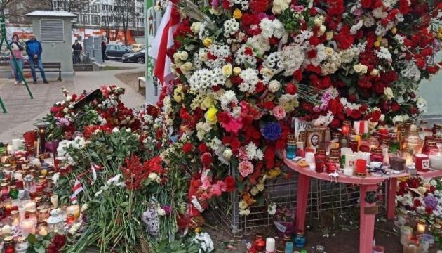 Білоруські священники розкритикували руйнування меморіалу Бондаренка