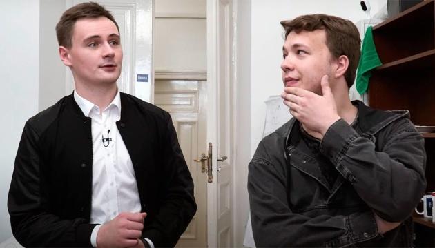 КДБ Білорусі вніс засновників телеграм-каналу NEXTA до переліку терористів