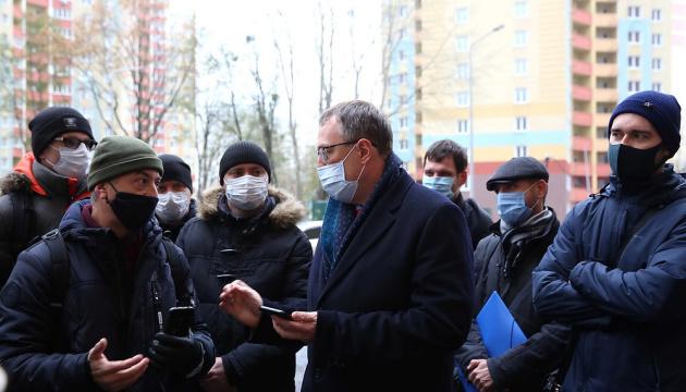 Боротьба з недобросовісними забудовниками: Геращенко розповів про новий проєкт