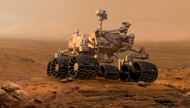 Аппарат NASA приземлится на Марс в феврале