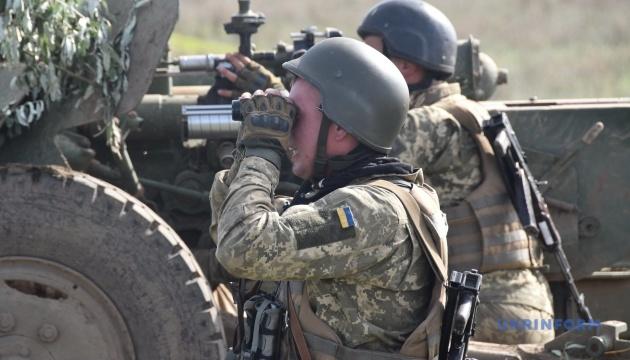 Протитанкові підрозділи ЗСУ провели навчання на «кримському» напрямку