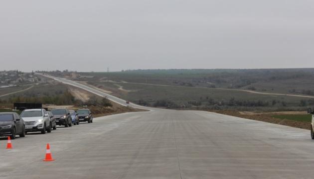 На Николаевщине отремонтировали одну из худших дорог Украины