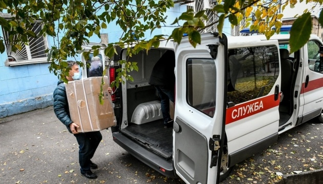 На Запоріжжі 14 лікарень отримали кисневі концентратори