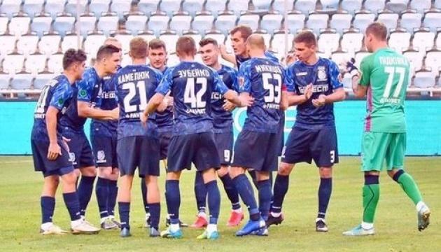 Перша ліга:  «Чорноморець» втратив очки у матчі з