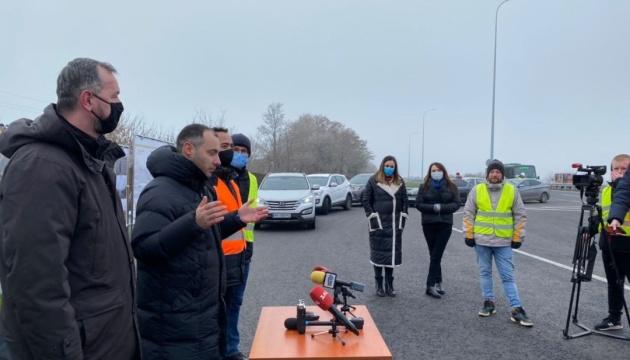Укравтодор со Всемирным банком успешно завершили проект на дороге Киев - Полтава