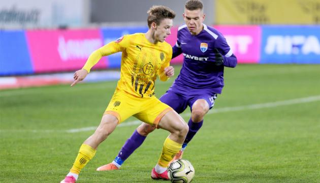 «Рух» і «Маріуполь» зіграли внічию на старті 10-го туру футбольної Прем'єр-ліги України