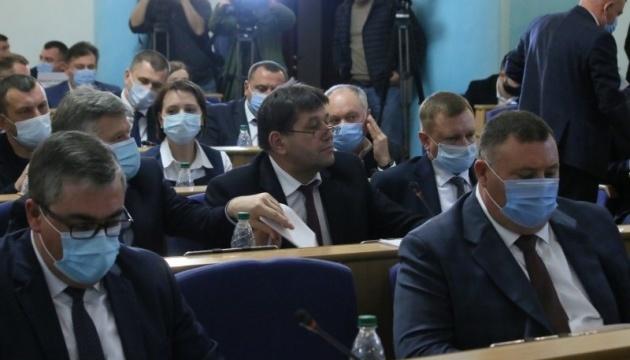 Депутати обрали чотирьох заступників голови Вінницької обласної Ради