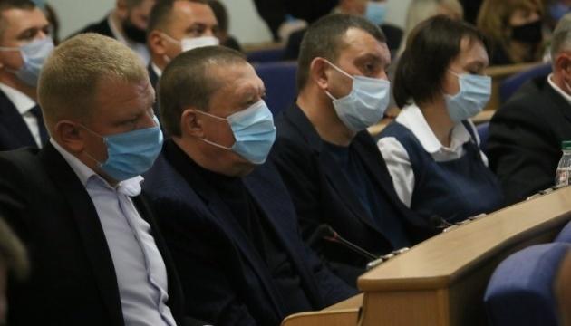 Вінницька обласна Рада створила сім постійних комісій
