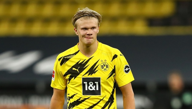 Нападающий «Боруссии» Голанд - обладатель Golden Boy-2020