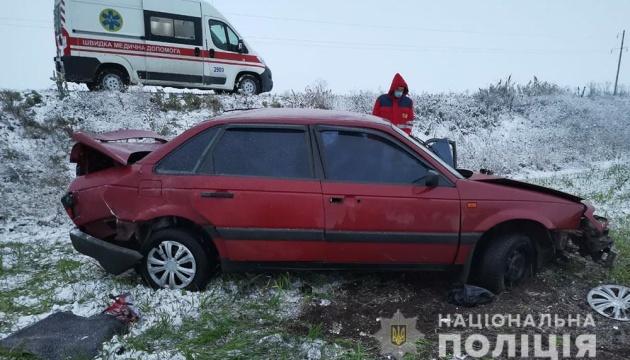 Поліція розслідує, чому перекинулось авто спостерігачів ОПОРИ