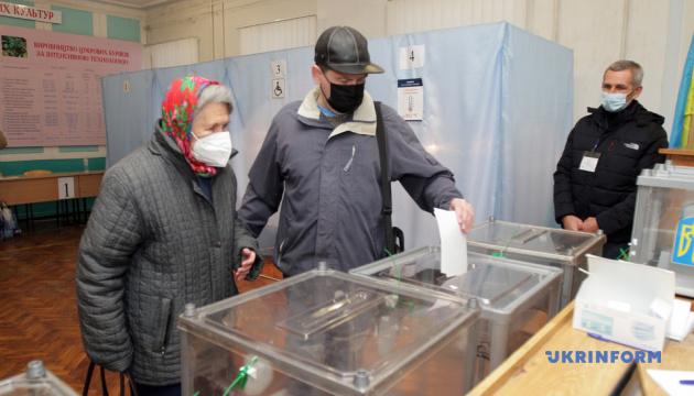 地方選挙 出口調査の結果 現職優勢
