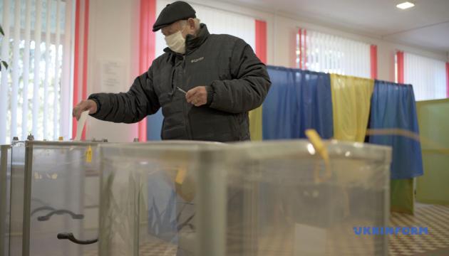 В ЦИК сказали, какой была явка на выборах мэров трех украинских городов