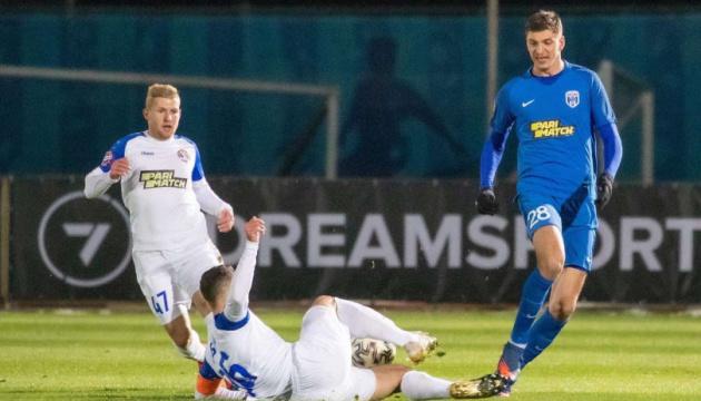 «Десна» програла «Львову» у матчі футбольної Прем'єр-ліги України