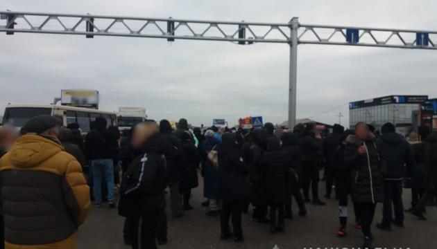 На Одещині відкрили справу щодо протестувальників з ринку «7-й кілометр»