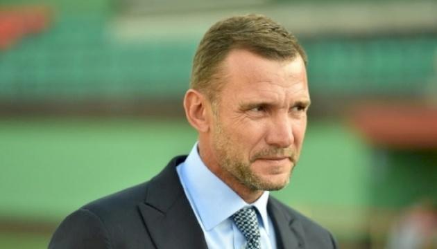 Шевченко - наймолодший тренер серед наставників футбольного Євро