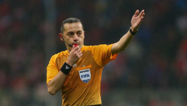 Арбітри з Туреччини розсудять матч «Боруссія» - «Шахтар» в Лізі чемпіонів УЄФА