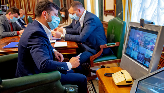 Zelensky recovers from COVID-19