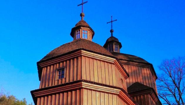 На Львовщине реставрируют деревянную церковь ХVИИИ века