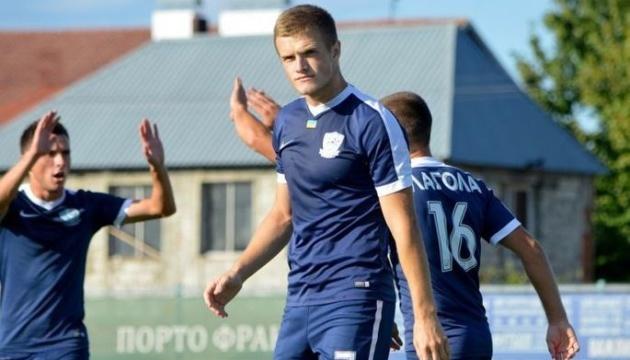 Форвард «Миная» Нуриев стал лучшим футболистом 10 тура чемпионата УПЛ